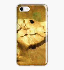 Carousel Horse iPhone Case/Skin