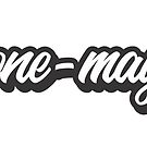 blonk-one-maybe-two logo by jackdire