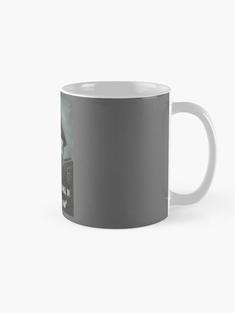 Alternate view of Peppermint Butler Mug