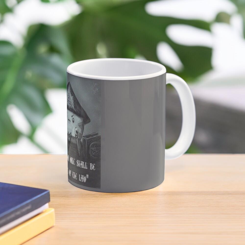 Peppermint Butler Mug