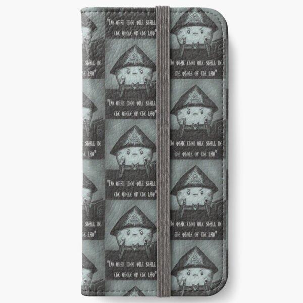 Peppermint Butler iPhone Wallet
