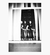 gracie in wonderland Photographic Print
