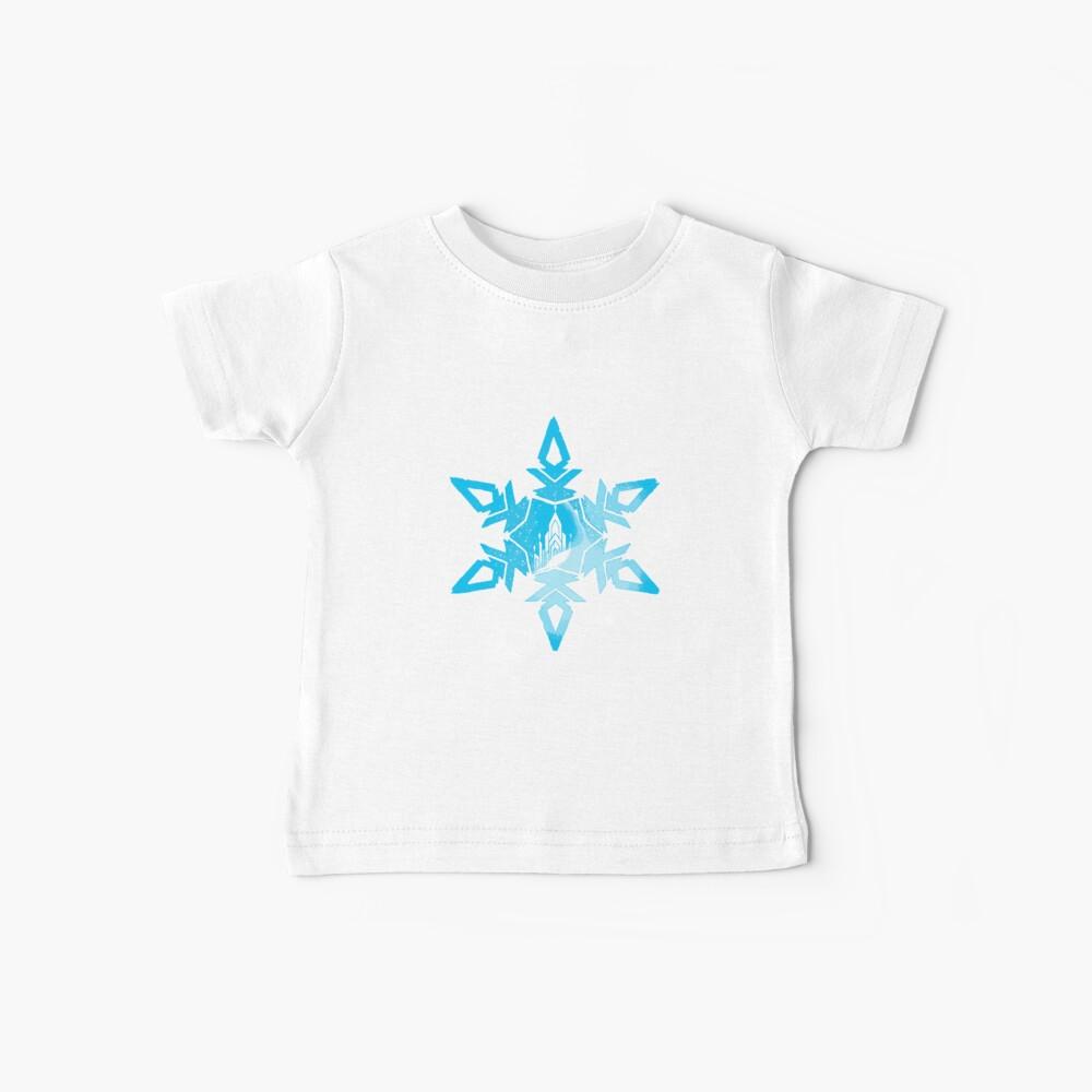 Fantasía de hielo Camiseta para bebés