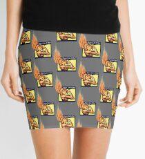Flame Princess Mini Skirt