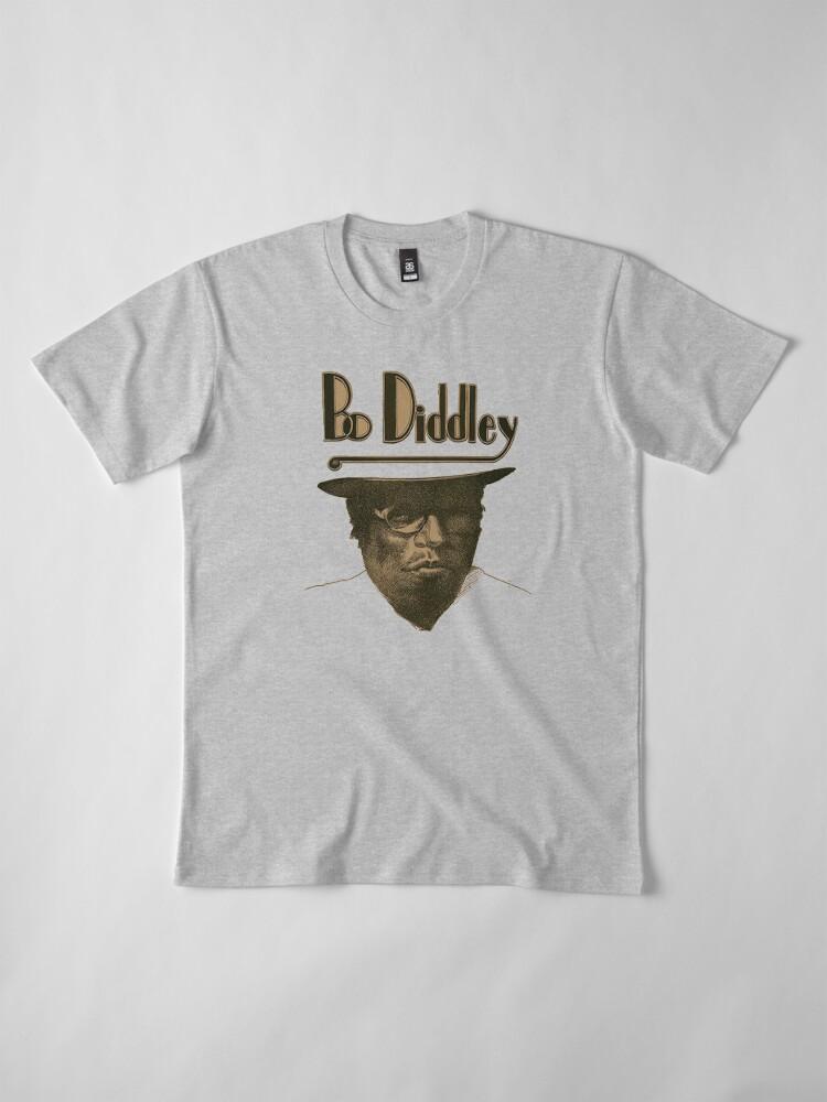 Alternate view of Bo Diddley Premium T-Shirt