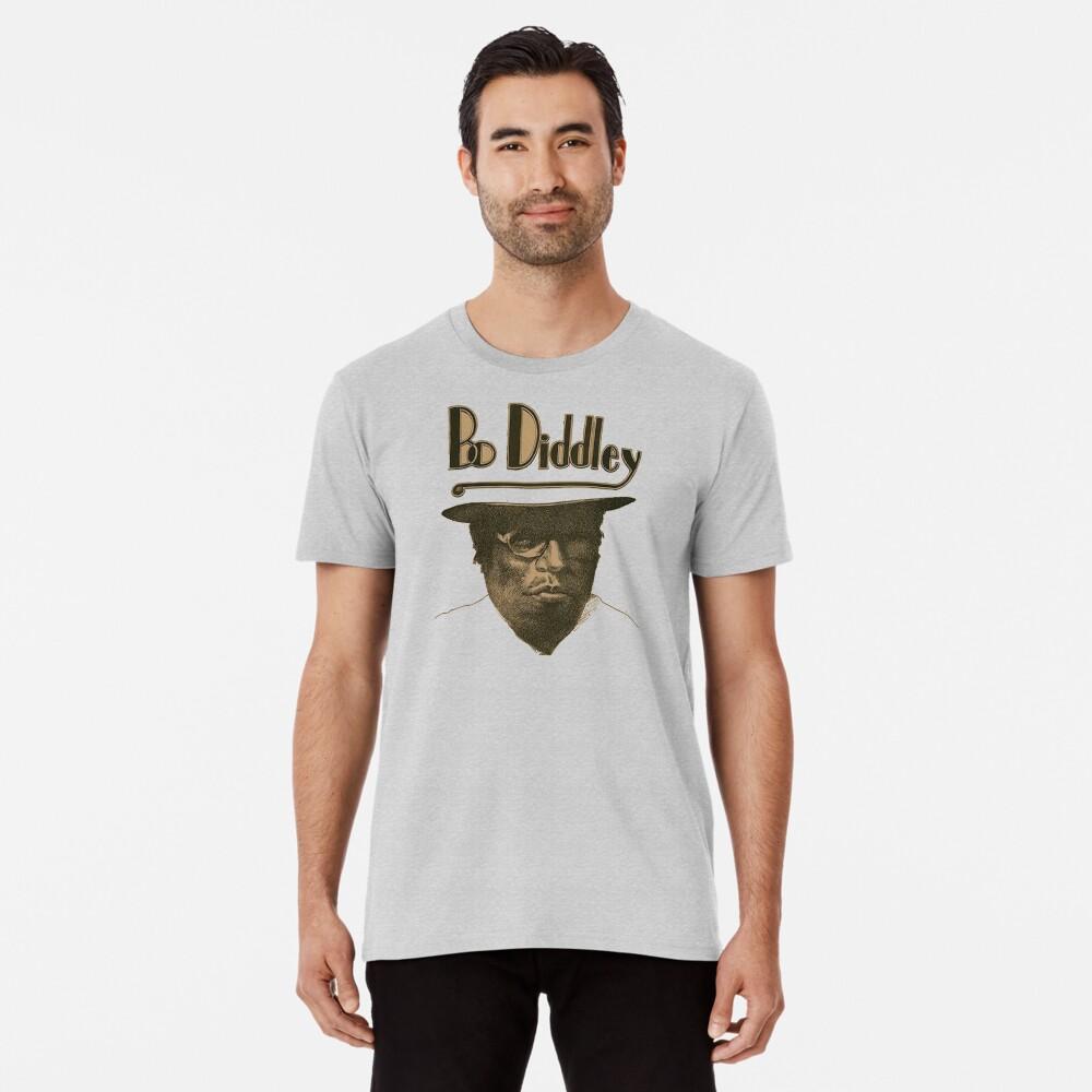 Bo Diddley Premium T-Shirt