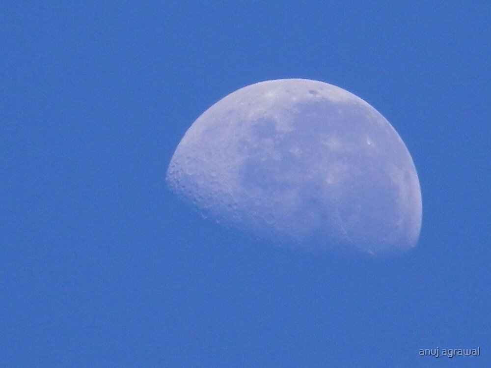 moon by anuj agrawal