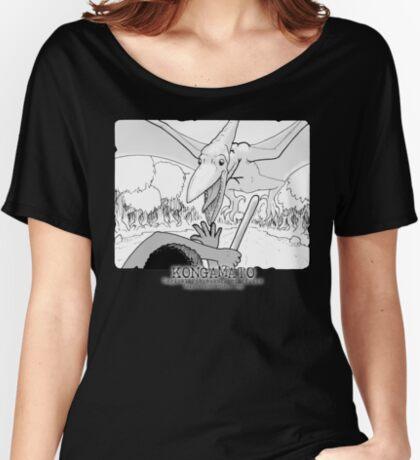 Kongamato Women's Relaxed Fit T-Shirt