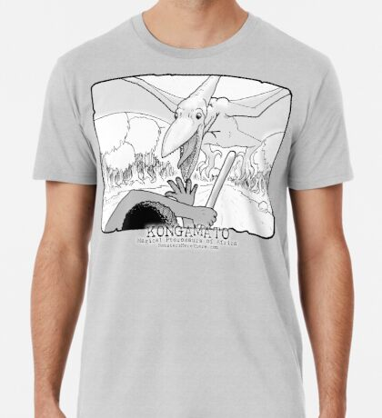 Kongamato Men's Premium T-Shirt