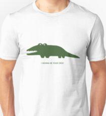 Iggy Croc Unisex T-Shirt