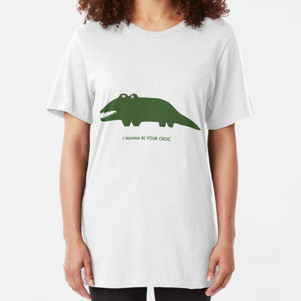 Iggy Croc Slim Fit T-Shirt