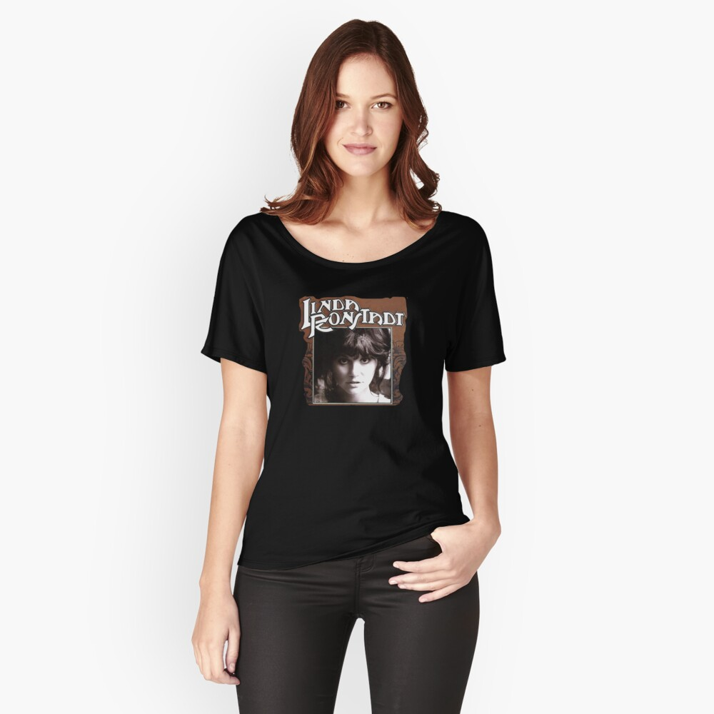 Linda Ronstadt Relaxed Fit T-Shirt