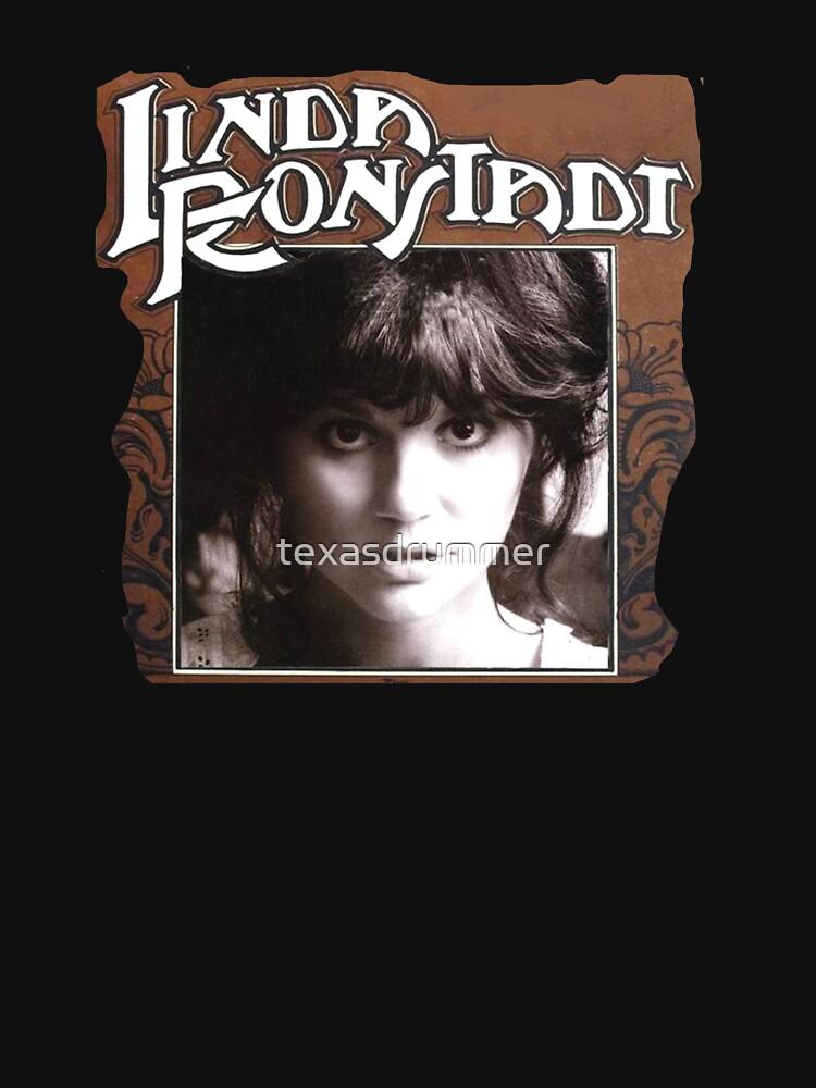 Linda Ronstadt by texasdrummer