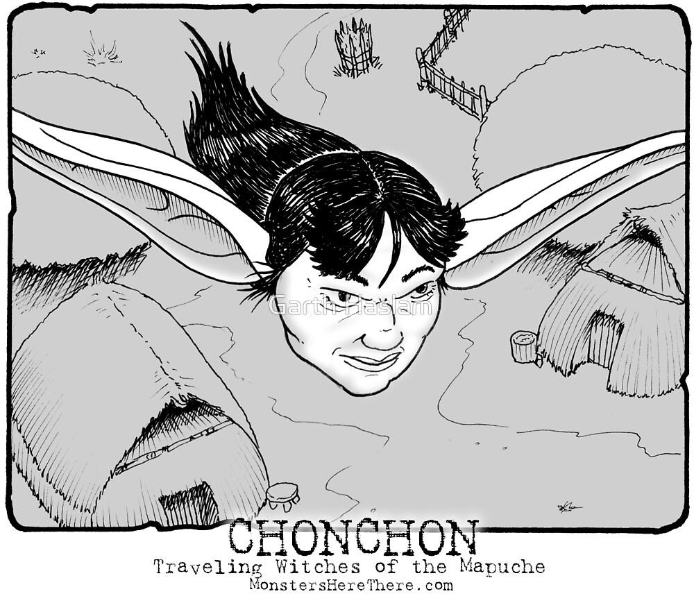 Chonchon by Garth Haslam