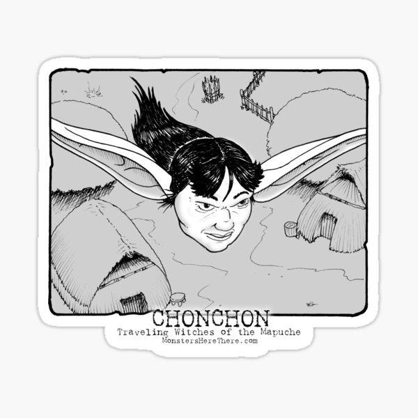 Chonchon Sticker