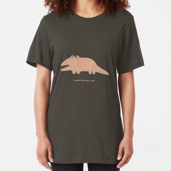 croc 2 Slim Fit T-Shirt