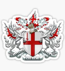 City of London - Coat of Arms  Sticker