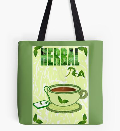 Green tea (12845 Views) Tote Bag