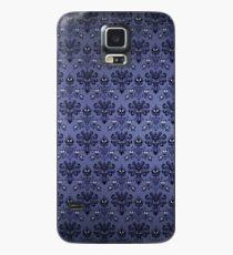 Haunted Mansion Damask Hülle & Klebefolie für Samsung Galaxy