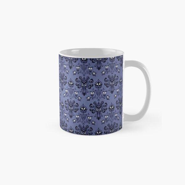 Haunted Mansion Damask Classic Mug