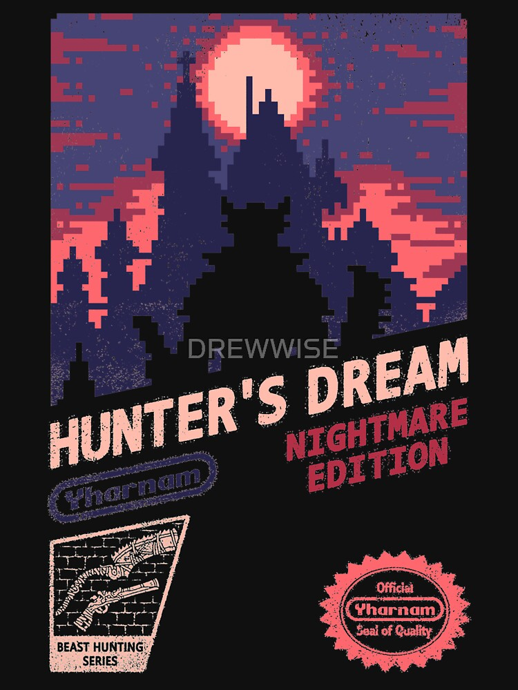 HUNTER'S DREAM (INSIGHT) by DREWWISE