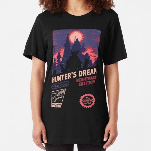 HUNTER'S DREAM (INSIGHT) Slim Fit T-Shirt