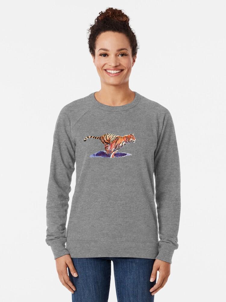 Alternate view of The Tiger Lightweight Sweatshirt