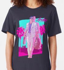 Archer - Vice Palm 80s  Slim Fit T-Shirt