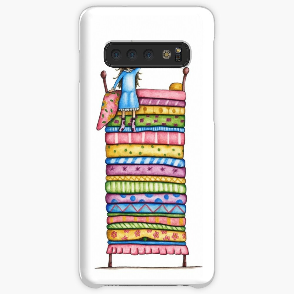 Princess and the Pea Case & Skin for Samsung Galaxy