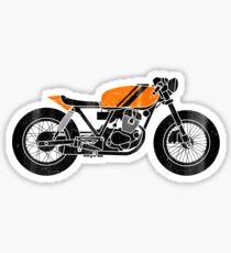 Café Racer Sticker