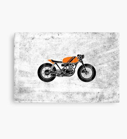 Café Racer Canvas Print