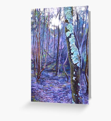 'Glade' Greeting Card