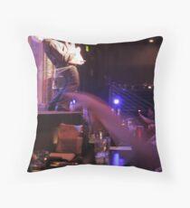 james howard - LIVE! Throw Pillow