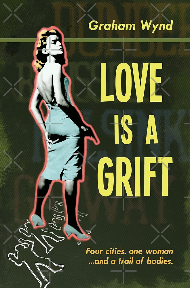 Love is a Grift - Graham Wynd by SLJohnsonImages