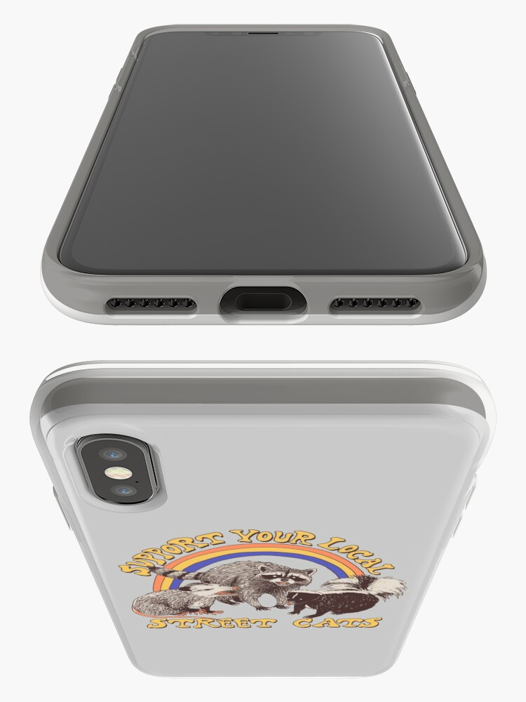 Alternate view of Street Cats iPhone Case & Cover