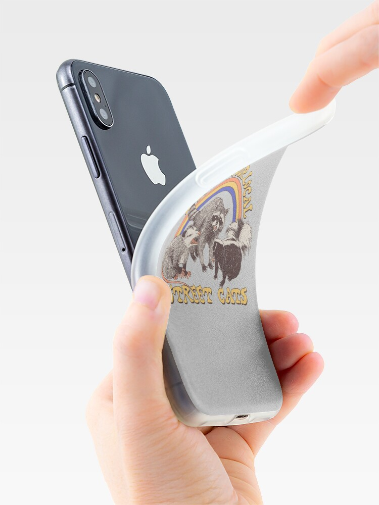 Alternate view of Street Cats iPhone Cases & Covers