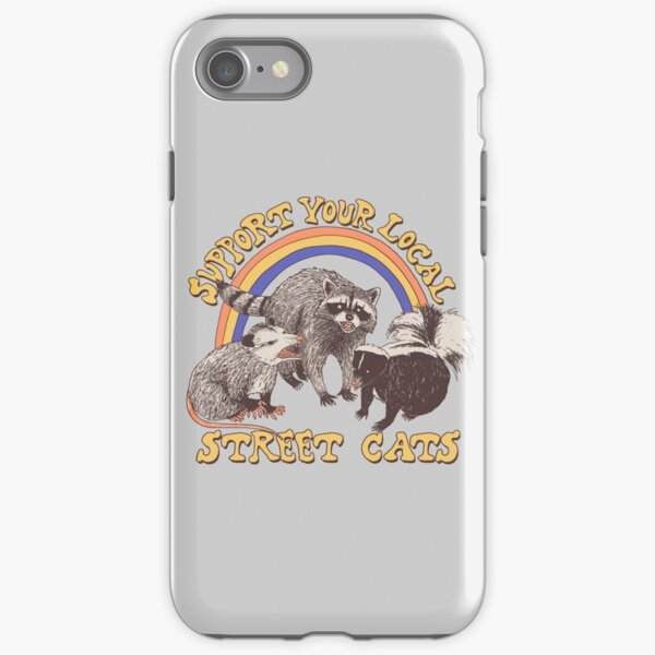 Street Cats iPhone Tough Case