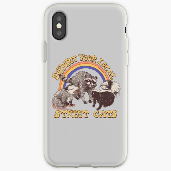 Street Cats iPhone Soft Case