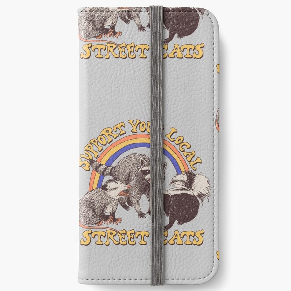 Street Cats iPhone Wallet
