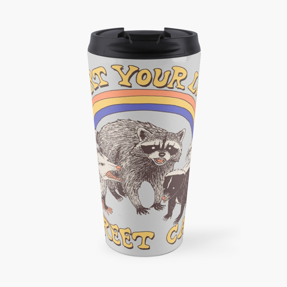 Street Cats Travel Mug