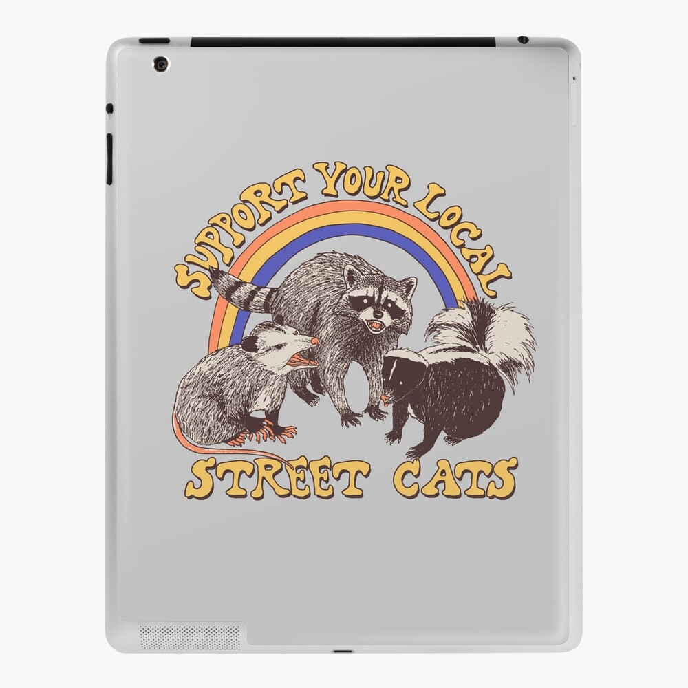 Street Cats iPad Case & Skin