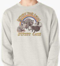 Straßenkatzen Sweatshirt