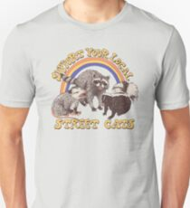 Camiseta unisex Gatos de la calle