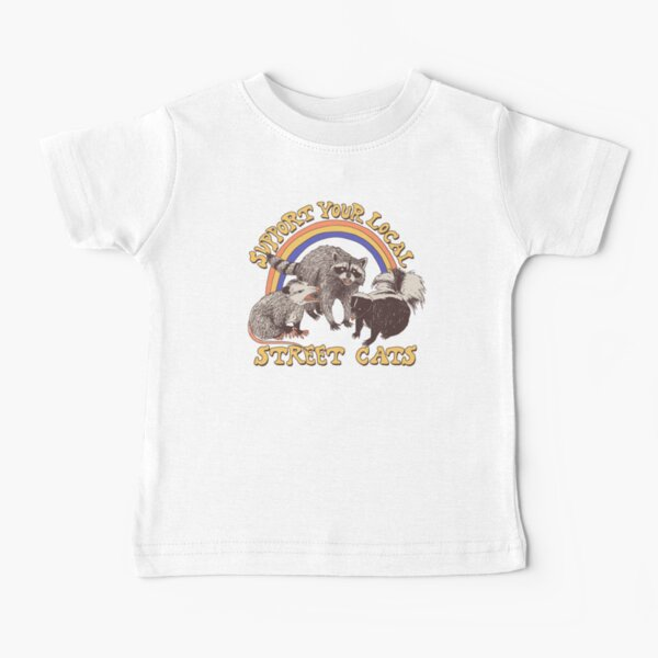 Street Cats Baby T-Shirt