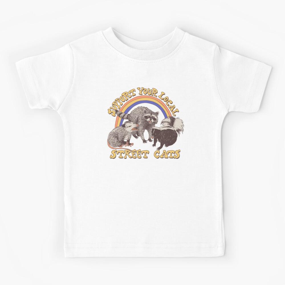 Street Cats Kids T-Shirt