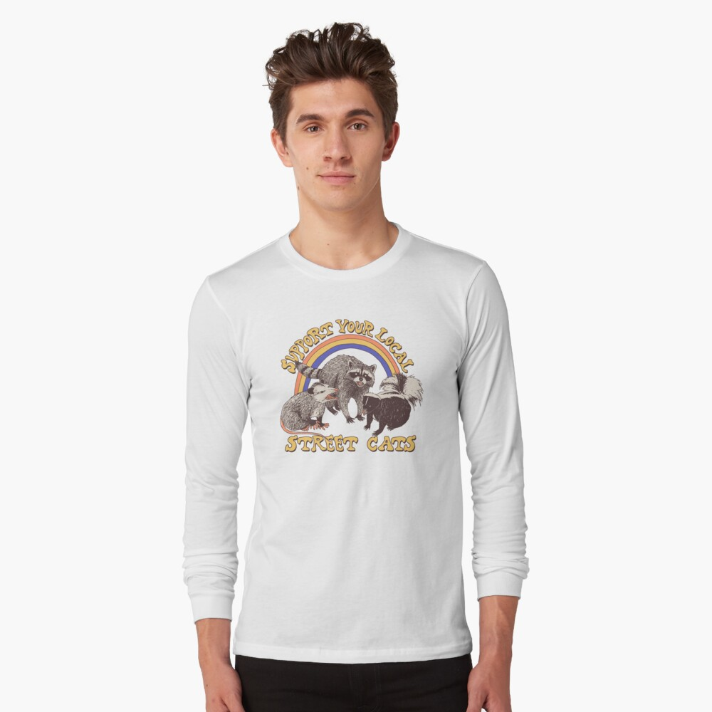 Street Cats Long Sleeve T-Shirt