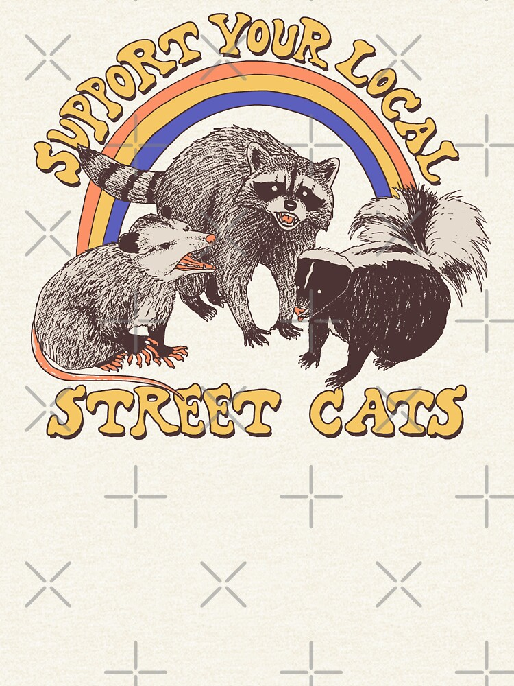 Street Cats by wytrab8