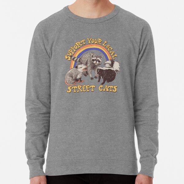 Street Cats Lightweight Sweatshirt