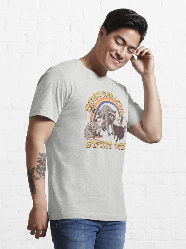 Alternative Ansicht von Straßenkatzen Essential T-Shirt