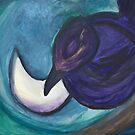 Moon Bird by veronica j. k.